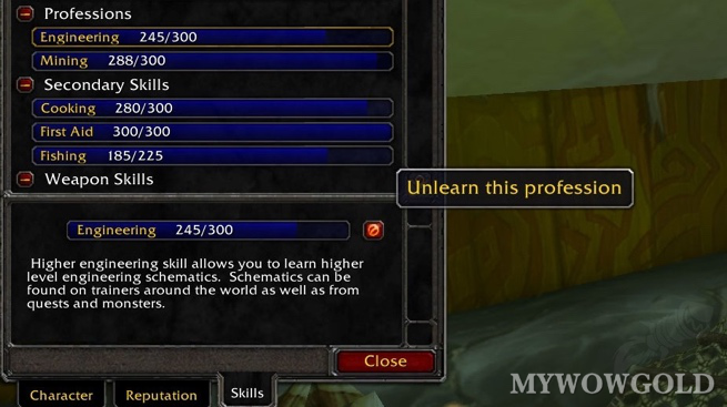 Wow Classic Engineering Overview